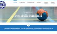 Stensballe Håndbold har fået ny hjemmeside