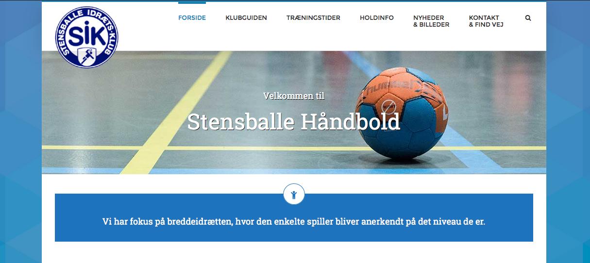 Stensballe håndbold